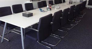 NRW Büroauflösung